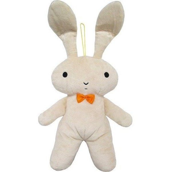 [再販] SAN-EI 蠟筆小新 妮妮兔子 幸福小兔 絨毛玩偶M [再販],SAN-EI,蠟筆小新,妮妮兔子,幸福小兔,絨毛玩偶M,
