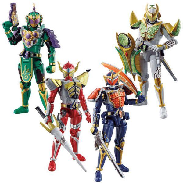 BANDAI 盒玩 掌動 SO-DO CHRONICLE 假面騎士鎧武 全8種 一中盒10入販售 BANDAI,盒玩,SO-DO CHRONICLE,假面騎士鎧武