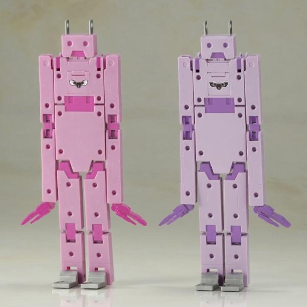 KOTOUBUKIYA 壽屋 FRAME ARMS GIRL 充電君 紫&粉 骨裝機娘用配件 組裝模型 KOTOUBUKIYA 壽屋,FRAME ARMS GIRL,充電君,紫&粉