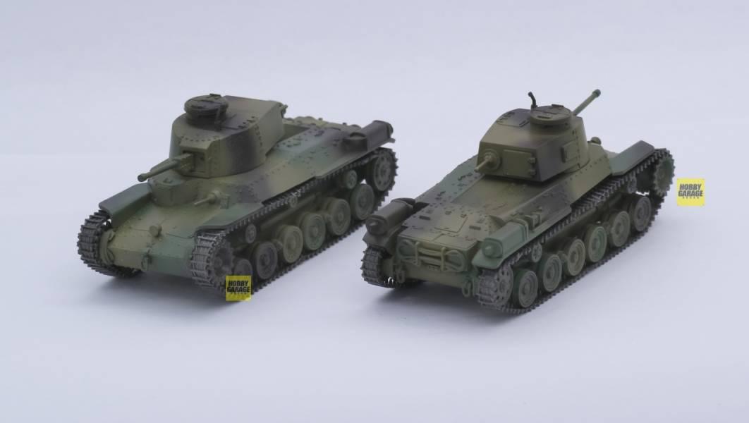 1/76 九七式中戰車 チハ 改 FUJIMI SWA32 日本陸軍 富士美 組裝模型 FUJIMI,1/76,SWA,日本陸軍,九七式中戰車,チハ,