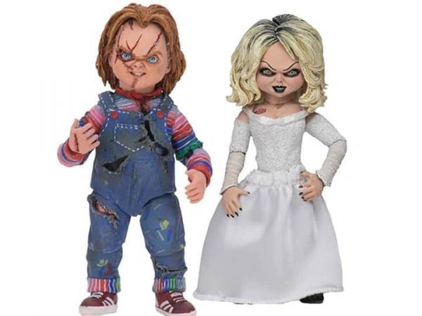 NECA 鬼娃新娘 鬼娃恰吉 恰吉&蒂芬妮 婚禮豪華組 NECA,鬼娃新娘,鬼娃恰吉,恰吉,蒂芬妮,婚禮2入組,Chucky & Tiffany