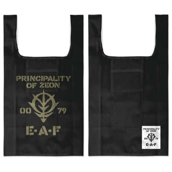 [再販] COSPA 機動戰士鋼彈 吉翁地球方面軍 全彩環保袋  [再販],COSPA,機動戰士鋼彈,吉翁地球方面軍,全彩環保袋,