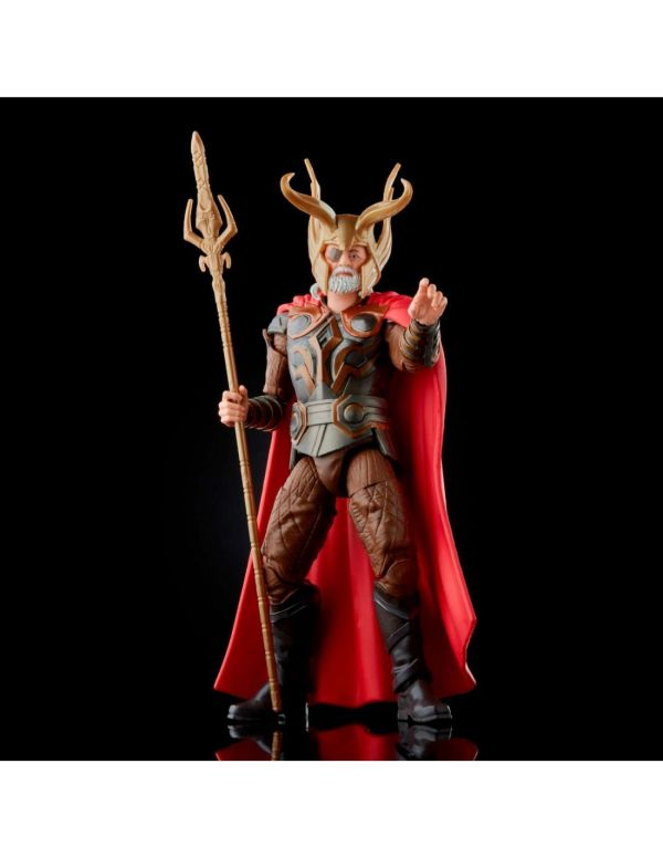 Hasbro 孩之寶 6吋 漫威 MARVEL 無限傳奇 傳奇人物 奧丁 可動完成品   Hasbro,孩之寶,6吋,漫威,MARVEL,無限傳奇,傳奇人物, 奧丁,可動完成品,