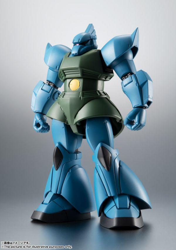 BANDAI ROBOT魂 MS-14A卡多專用傑爾古格ver. A.N.I.M.E. 機動戰士鋼彈0083 星塵作戰回憶 ROBOT魂 ,<SIDE MS> ,193 ,MS-06S, 夏亞專用薩克II ,ver. A.N.I.M.E.