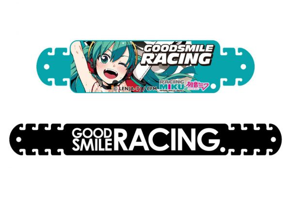 GOOD SMILE SHINE 口罩扣環 初音未來GT計畫 RACING MIKU 2020Ver. GOOD SMILE ,SHINE ,口罩收納夾 ,初音未來GT計畫 ,RACING MIKU ,2020Ver.
