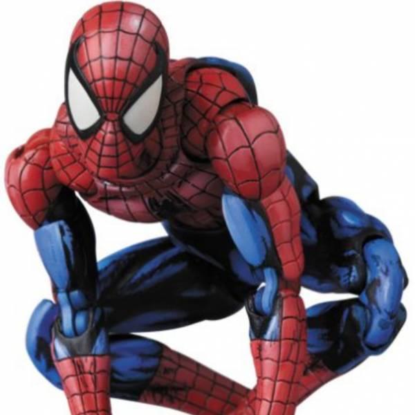 MEDICOM TOY MAFEX 漫威MARVEL 蜘蛛人 漫畫塗裝版 Medicom Toy,MAFEX,漫威,MARVEL,蜘蛛人,漫畫塗裝版