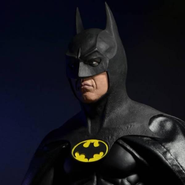 NECA 1/4 1989蝙蝠俠 電影版 米高基頓 DC Michael Keaton 45公分可動公仔 NECA,1/4,DC,蝙蝠俠1989,Michael Keaton