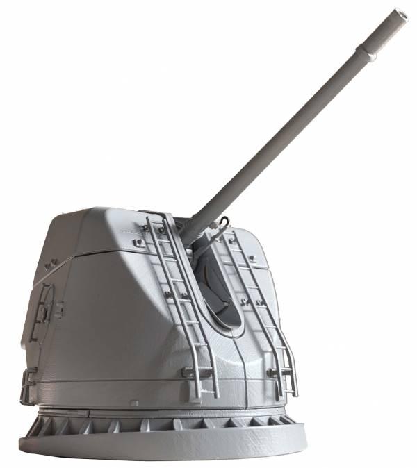 1/70 54口徑 127mm 速射砲 FUJIMI 裝備品6 護衛艦 金剛型 富士美 組裝模型 FUJIMI,富士美,1/70,裝備品,護衛艦,金剛型,速射砲,