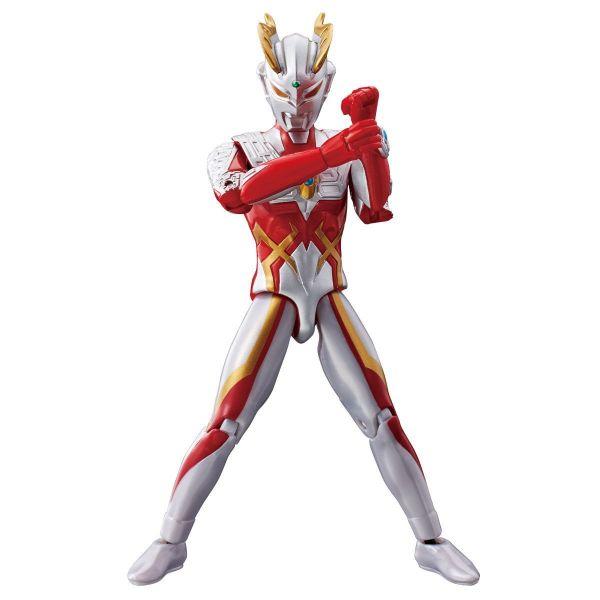 BANDAI 超人力霸王傑洛 強壯日冕形態 可動公仔  BANDAI,超人力霸王,傑洛,強壯日冕,形態,可動,公仔,