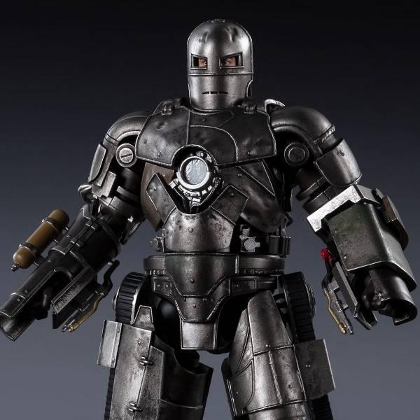 BANDAI S.H.Figuarts SHF 漫威 MARVEL 鋼鐵人 Mk-1 Birth of Iron Man EDITION BANDAI,S.H.Figuarts,SHF,漫威 MARVEL,復仇者聯盟,鋼鐵人,Mk-1,Birth of Iron Man EDITION,馬克1號