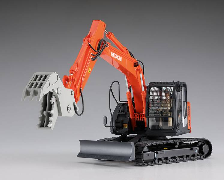 HASEGAWA 1/35 日立建機 挖土機 ZAXIS 135US 破碎機式樣 組裝模型 HASEGAWA,1/35,日立建機,挖土機,ZAXIS 135US,破碎機式樣,組裝模型