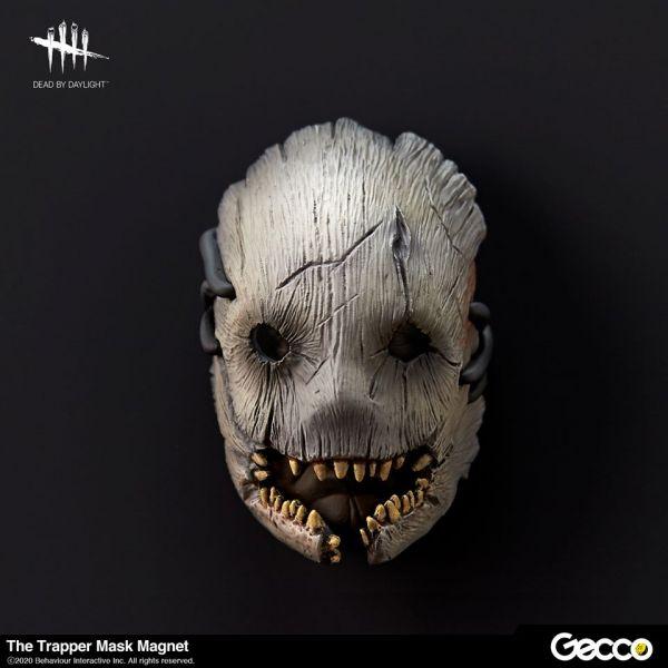 GECCO 黎明死線 陷阱殺手 The Trapper 面具磁鐵 GECCO,黎明死線,陷阱殺手,The Trapper,面具磁鐵