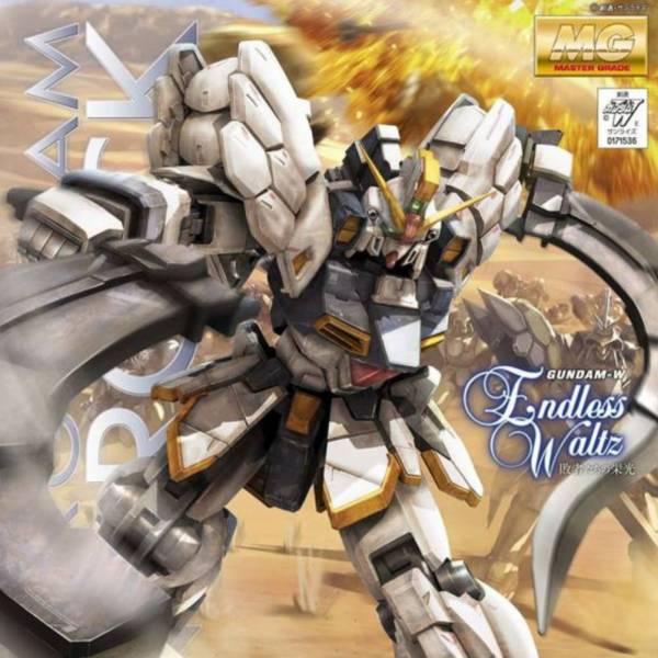 [8月再販] BANDAI MG 1/100 沙漠鋼彈 敗者的榮光 Ver.EW