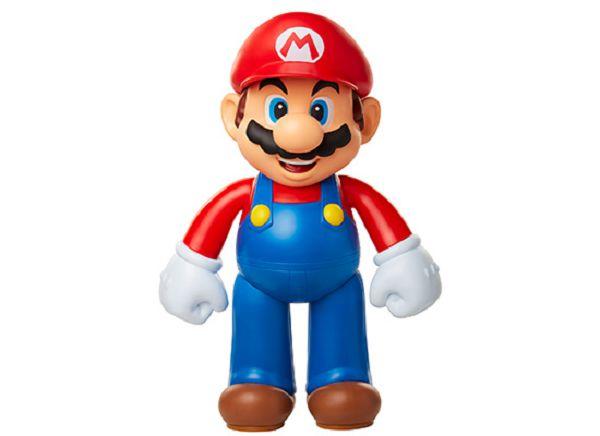 Nintendo Sales 瑪利歐 50公分 超大可動公仔 20吋 任天堂 瑪莉歐 Nintendo Sales,任天堂,SUPERMARIO,超級瑪利歐,瑪利歐公仔