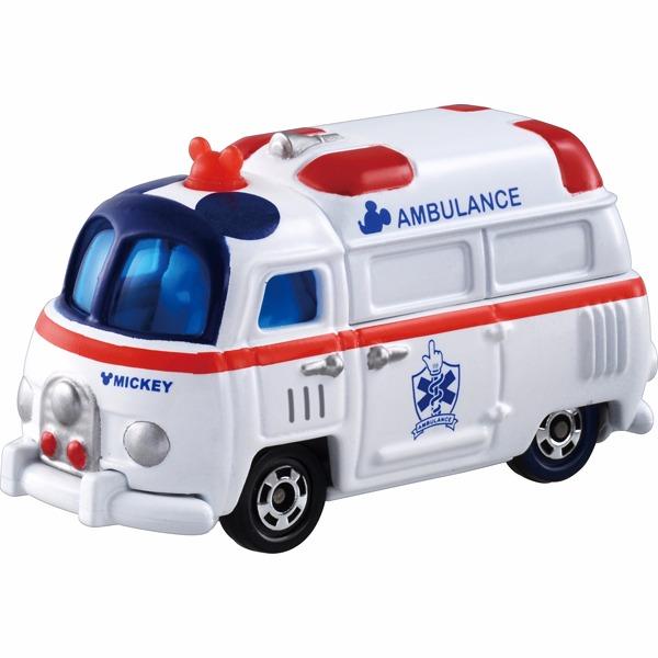 TOMICA 多美小汽車 DM-12 米奇救護車 迪士尼 tomica,多美小汽車,迪士尼,米奇,救護車