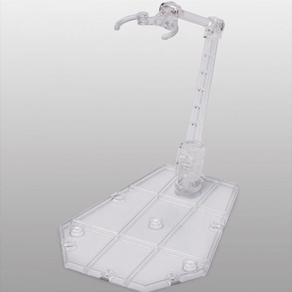 [再販] BANDAI 魂STAGE ACT MECHANICS 可動支撐架 台座 透明 適用機體類型 魂STAGE ACT MECHANICS,支撐架,台座,透明