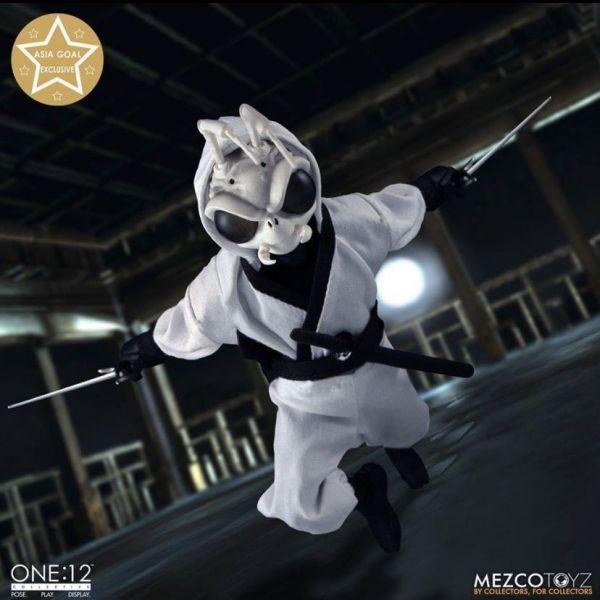 MEZCO TOYZ 1/12 One:12 Collective 螞蟻暗影刺客 白蟻限定版 Shadow Assassin ASIA GOAL Exclusive MEZCO TOYZ,1/12,One:12 Collective,螞蟻暗影刺客,白蟻,Shadow Assassin,ASIA GOAL