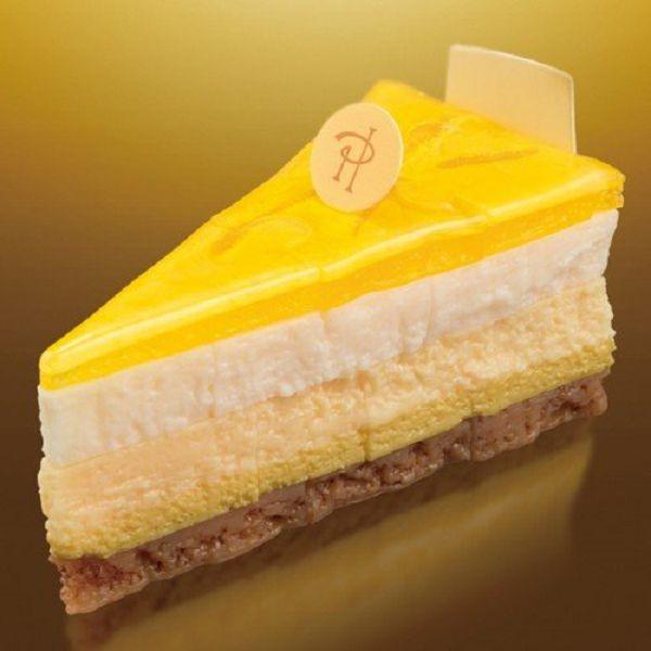 ENSKY 3D立體拼圖系列 巴黎甜點 Satine 檸檬起司蛋糕 ARTBOX KM-35 ENSKY,3D立體拼圖系列,巴黎甜點,Satine,檸檬起司蛋糕,ARTBOX,KM-35