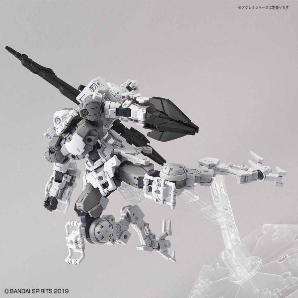 BANDAI 1/144 30MM bEXM-15 波塔諾瓦 星際戰鬥型態 灰色 BANDAI,1/144,30MM bEXM-15,波塔諾瓦,星際戰鬥型態,灰色
