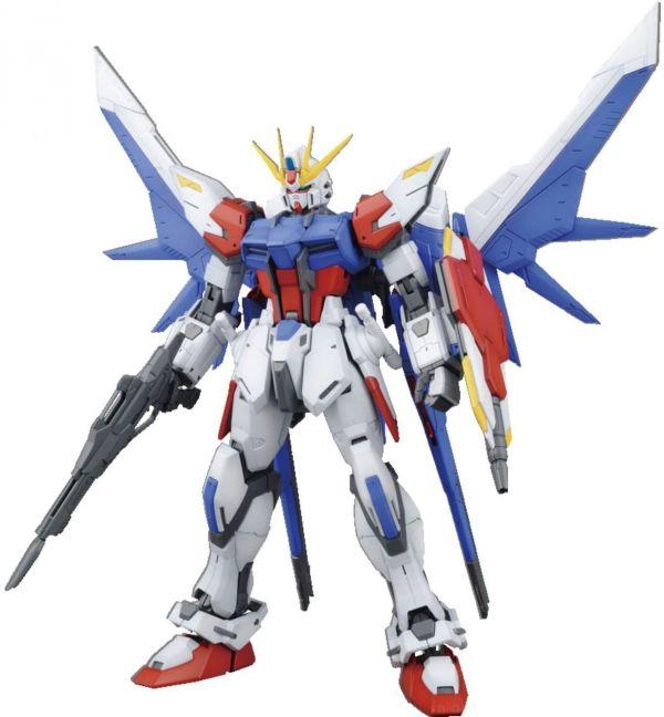 BANDAI MG 1/100 鋼彈創鬥者 製作攻擊 創鬥攻擊鋼彈 創鬥攻擊鋼彈,鋼彈創鬥者