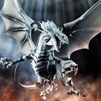 MEGAHOUSE ART WORKS MONSTERS 遊戲王 怪獸之決鬥 青眼白龍 MegaHouse,ART WORKS MONSTERS,遊戲王,怪獸之決鬥,青眼白龍