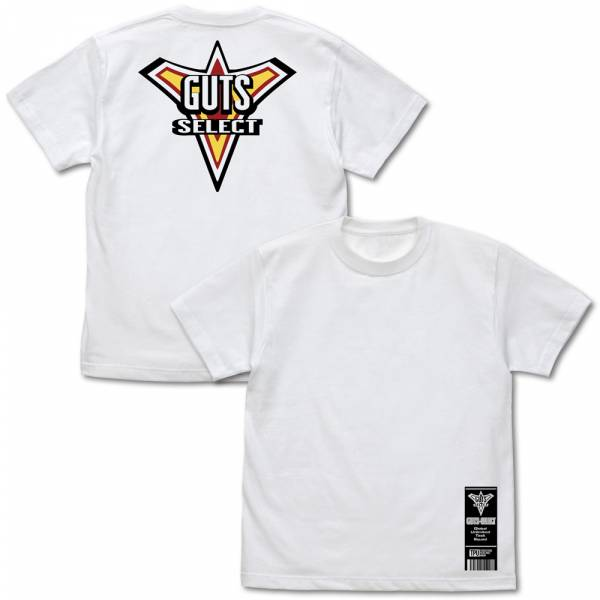 COSPA 超人力霸王 特利卡 GUTS-SELECT 短袖T恤 白色  COSPA,超人力霸王,特利卡,GUTS-SELECT,短袖T恤,白色,