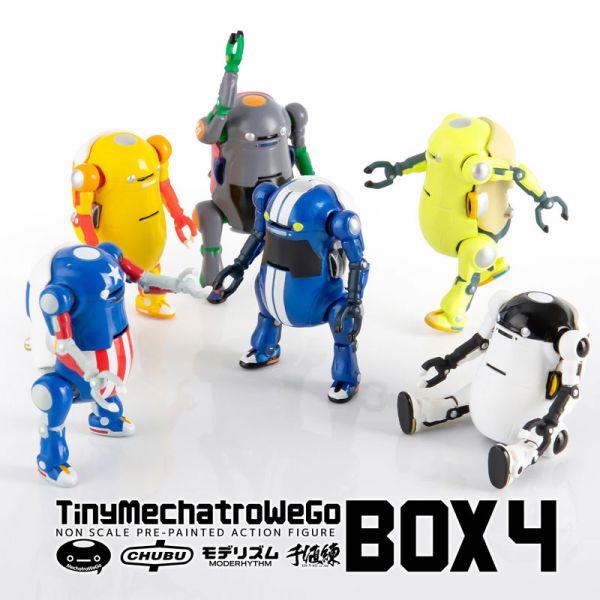 千値練 Sentinel 盒玩 機動機器人WeGo 微型MechatroWego BOX4 全6種 一中盒6入販售   千値練,Sentinel,盒玩,機動機器人WeGo,微型,MechatroWego,BOX4,全6種 一中盒6入販售,