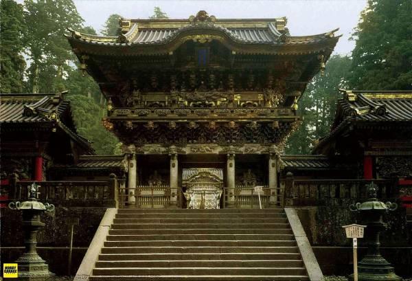 1/80 日光東照宮 陽明門 FUJIMI 建5 富士美 組裝模型 FUJIMI,日本建物,日本城堡,建,日光,東照宮,陽明門,