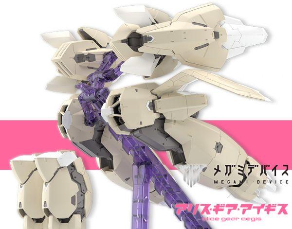 Kotobukiya 壽屋 Megami Device 女神裝置 X Alice gear aegis 兼志谷星 象神裝備 組裝模型  Kotobukiya,壽屋,Megami Device,女神裝置,WISM士兵,遠距離狙擊,近戰格鬥型,組裝模型