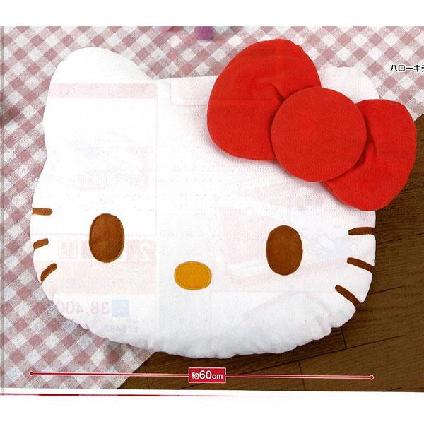 EIKOH 景品 三麗鷗 凱蒂貓Hello Kitty 面部大靠墊 60cm EIKOH,景品,三麗鷗,凱蒂貓,Hello Kitty,靠墊