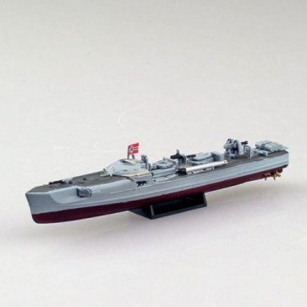 青島 1/350 魚雷艇 S-100 組裝模型 AOSHIMA AOSHIMA,青島,1/350,魚雷艇,S-100