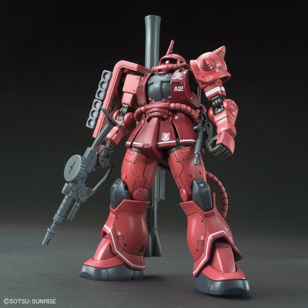 HG 1/144 機動戰士鋼彈 THE ORIGIN 夏亞專用薩克Ⅱ 紅色彗星Ver. HG,1/144,機動戰士鋼彈,THE ORIGIN,夏亞專用薩克Ⅱ,紅色彗星Ver.