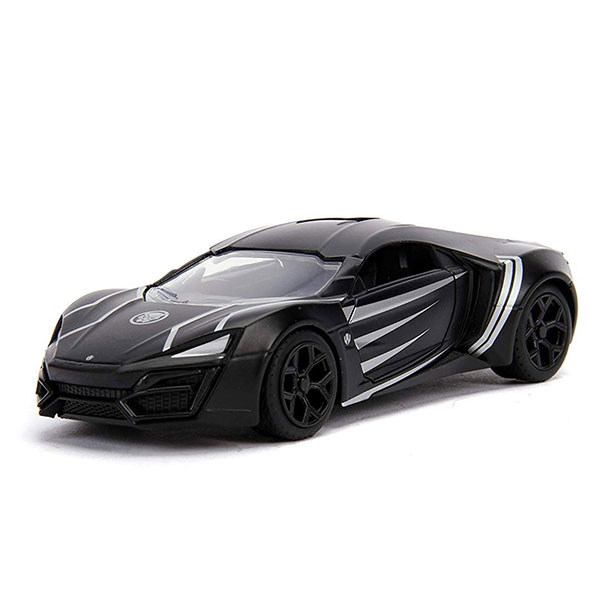 JADA 1/32 漫威MARVEL 黑豹 Lykan Hypersport 合金車 JADA,1/32,漫威MARVEL,黑豹,Lykan Hypersport