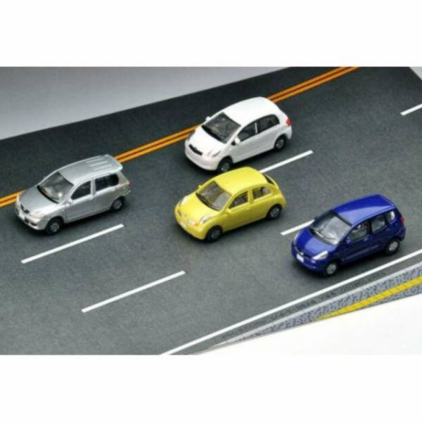 TOMYTEC 1/150 Car Kare F5 基本組 比例模型 TOMYTEC, 1/150, Car Kare, F5, 基本組,比例模型