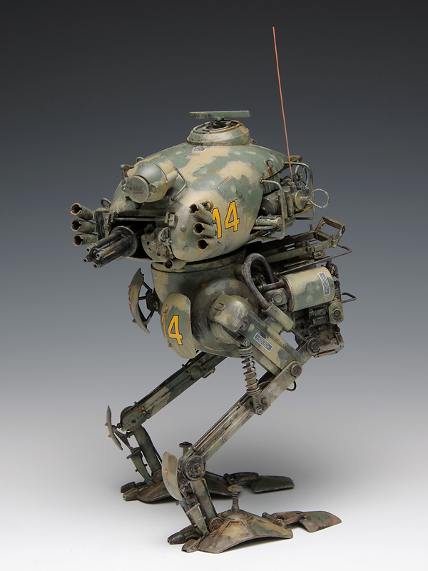 WAVE 1/20 Ma.K系列 Ma.K Custer  MK-038 組裝模型 橫山宏 科幻軍武 WAVE,1/20,Ma.K系列,Ma.Kㄝ,Custer,MK-038