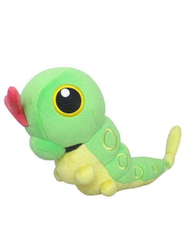 SAN-EI ALL STAR COLLECTION 神奇寶貝 精靈寶可夢  第12彈 綠毛蟲 絨毛玩偶 SAN-EI,ALL STAR COLLECTION 第12彈,神奇寶貝,精靈寶可夢,綠毛蟲,絨毛玩偶