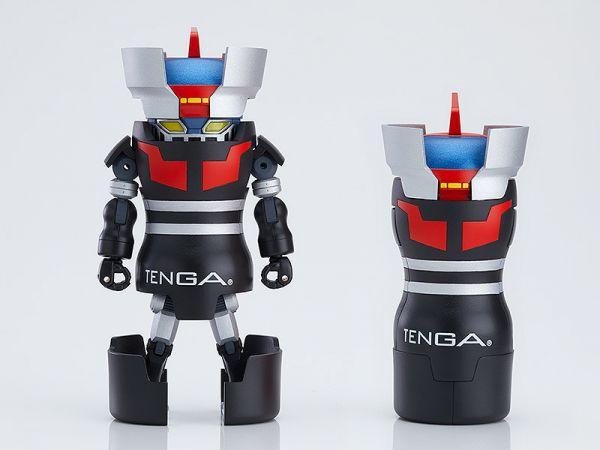 GOOD SMILE TENGA機器人 無敵鐵金剛TENGA機器人 GOOD SMILE,TENGA機器人,HARD&SOFT,金剛,無敵鐵金剛,TENGA機器人