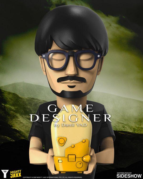 Mighty Jaxx 遊戲設計師 KONAMI小島秀夫 Game Designer by Danil YAD 8吋公仔 Mighty Jaxx,遊戲設計師,KONAMI,小島秀夫,Game Designer,Danil YAD