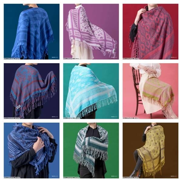 Revolve 鬼滅之刃 九柱 披肩圍巾 全9種 個別販售 Revolve,鬼滅之刃,九柱,披肩圍巾,全9種,個別販售,
