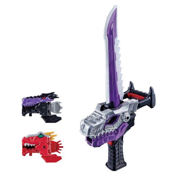 BANDAI 騎士龍戰隊 變身劍 DX 蓋索古劍 BANDAI,騎士龍戰隊,DX厚頭袋鼠龍