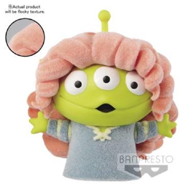 BANPRESTO 景品 Fluffy Puffy MINE 三眼怪變裝vol.3 C勇敢傳說 梅莉達 植絨玩偶 BANPRESTO,景品,Fluffy Puffy,MINE,三眼怪,變裝vol3,C,勇敢傳說,梅莉達,植絨玩偶,