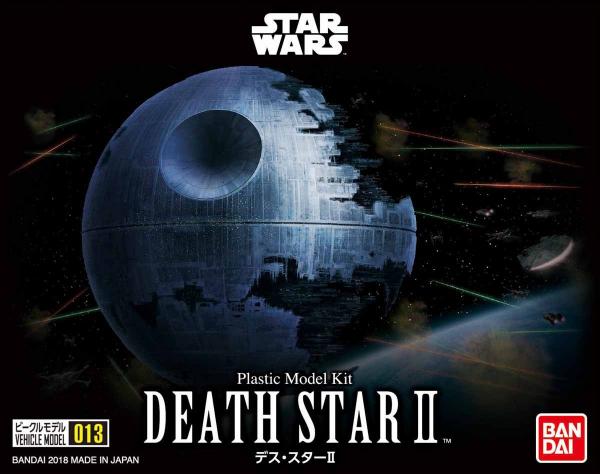 VEHICLE MODEL 013 星際大戰EP6 死星II DEATH STAR 星際大戰,死星,DEATH STAR,VEHICLE MODEL