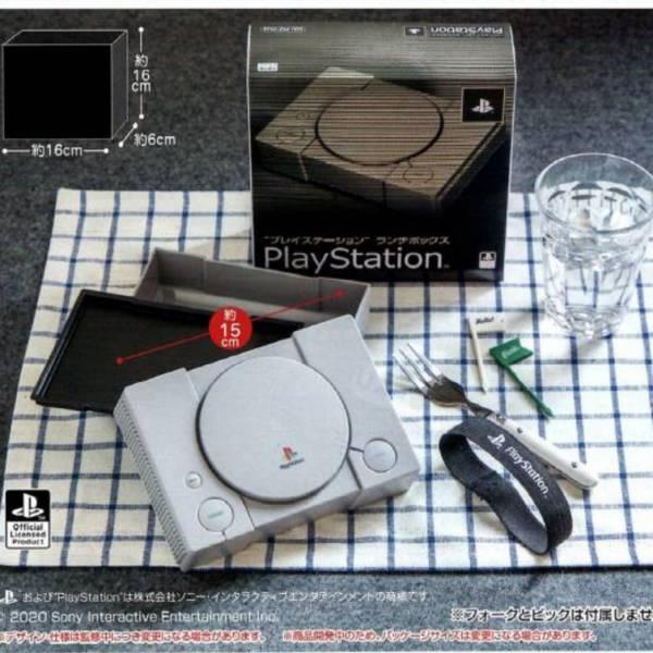 FuRyu 景品 PlayStation™ PlayStation 主機造型便當盒 FURYU,景品,PlayStation™,PlayStation,主機造型便當盒