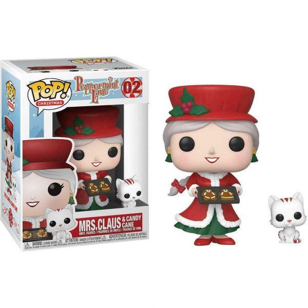 FUNKO POP Peppermint Lane 聖誕節 聖誕老婆婆 公仔 FUNKO,POP,Peppermint Lane,聖誕節,聖誕老婆婆,公仔