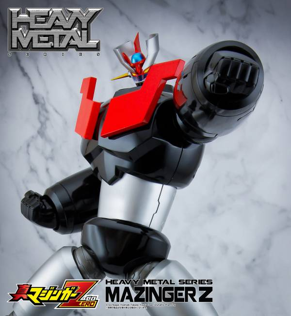 Action Toys HEAVY METAL 真魔神 真無敵鐵金剛ZERO 無敵鐵金剛 魔神Z  Action Toys,HEAVY METAL,真魔神,真無敵鐵金剛ZERO,無敵鐵金剛,魔神Z