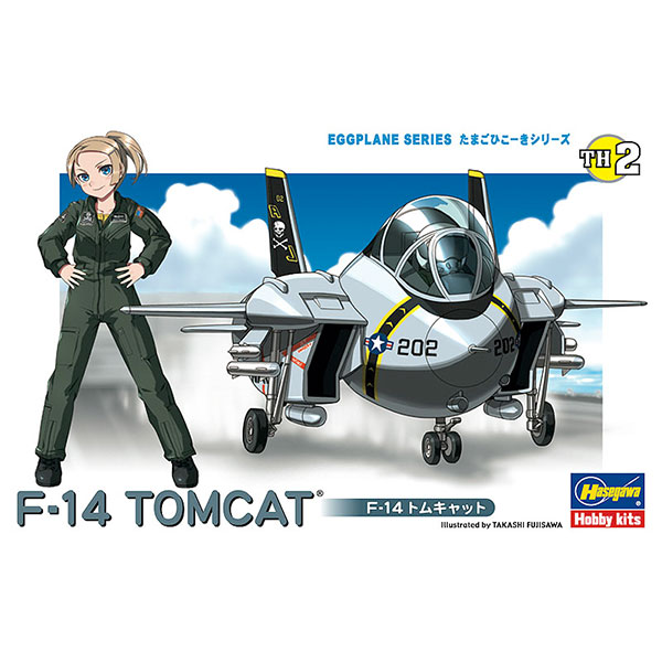 Hasegawa 蛋機 F-14雄貓式戰鬥機 組裝模型 Hasegawa,蛋機,F-14雄貓式戰鬥機