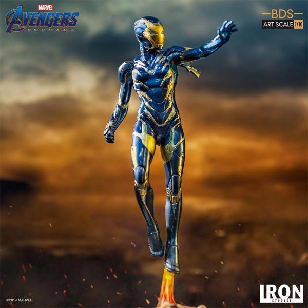 Iron Studios 1/10 漫威 復仇者聯盟 : 終局之戰 小辣椒 雕像 Iron Studios,1/10,漫威,復仇者聯盟 : 終局之戰,小辣椒,雕像