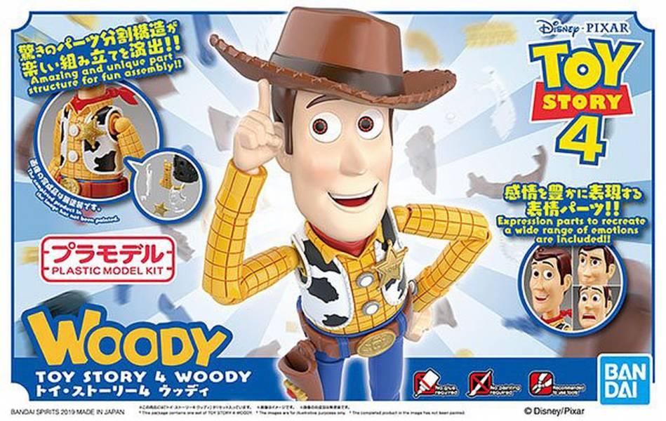 BANDAI Cinema-rise Standard 玩具總動員 胡迪 組裝模型 BANDAI,Cinema-rise Standard,玩具總動員,巴斯光年,組裝模型