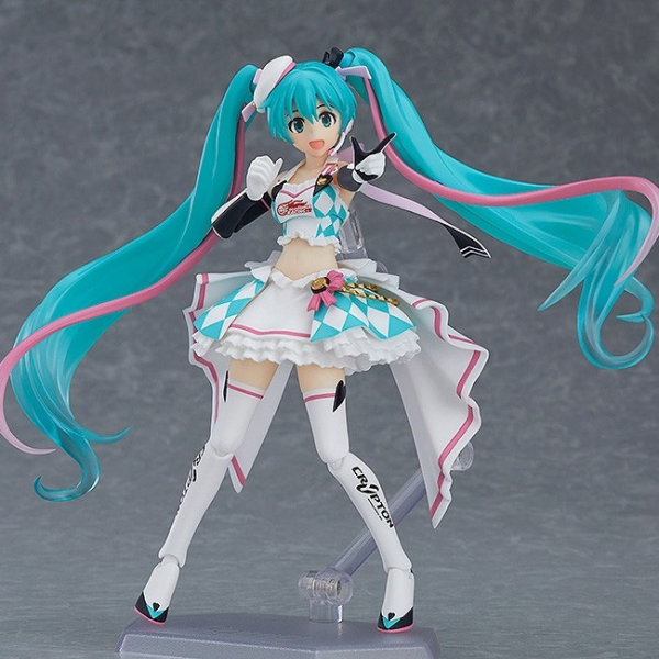 GOOD SMILE Racing figma #SP-119 初音未來GT計畫 RACING MIKU 2019ver. GOOD SMILE Racing,figma,#SP-119,初音未來GT計畫,RACING MIKU,2019ver.
