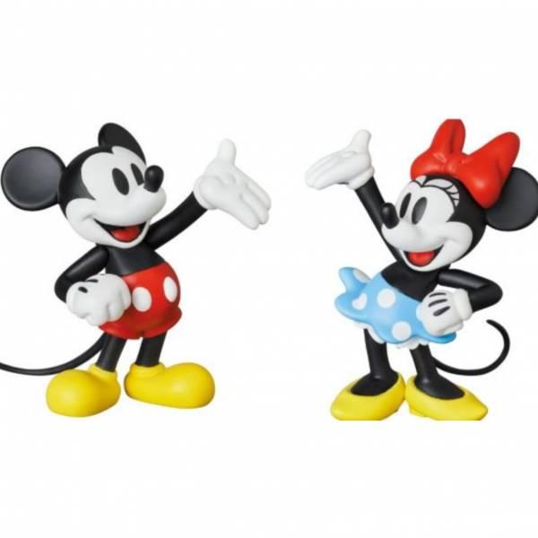 Medicom Toy UDF 迪士尼系列9 米奇&米妮 分別販售  Medicom Toy,UDF,迪士尼,系列9,米奇,&,米妮,